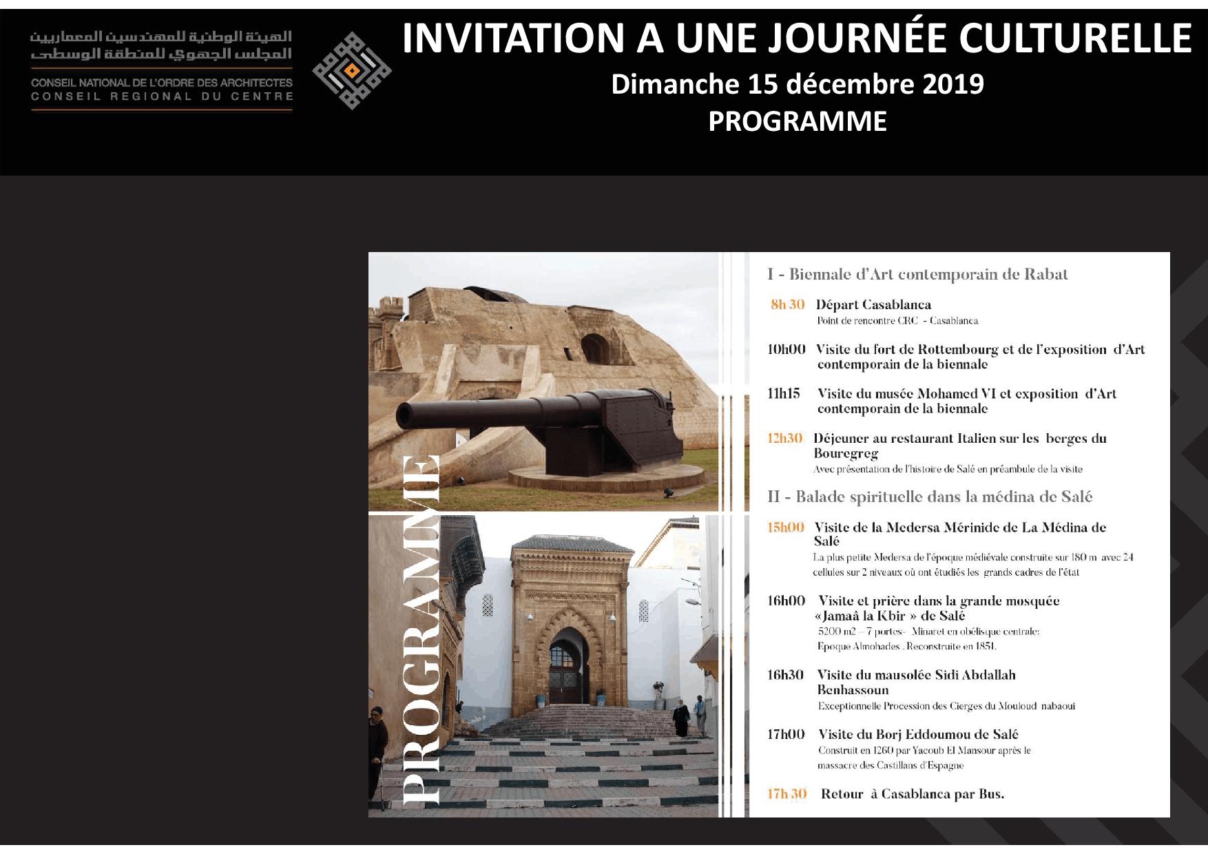 JOURNÉE CULTURELLE 15 12 19-2